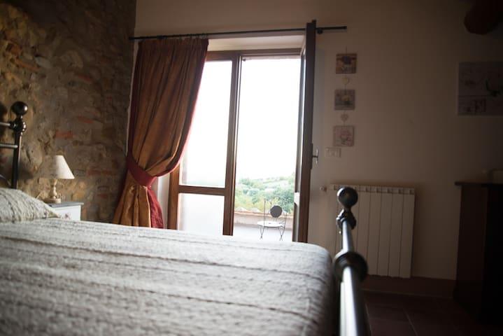 Apartment La Terrazza at Podere Umbro - Città della Pieve - Flat