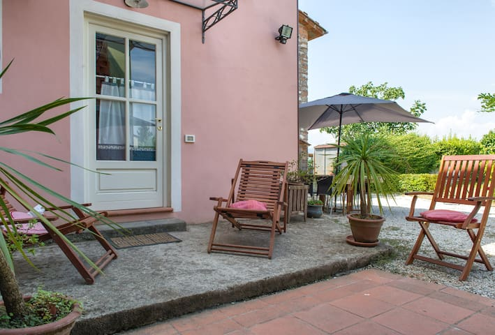 The Pink House - Lucques - Appartement