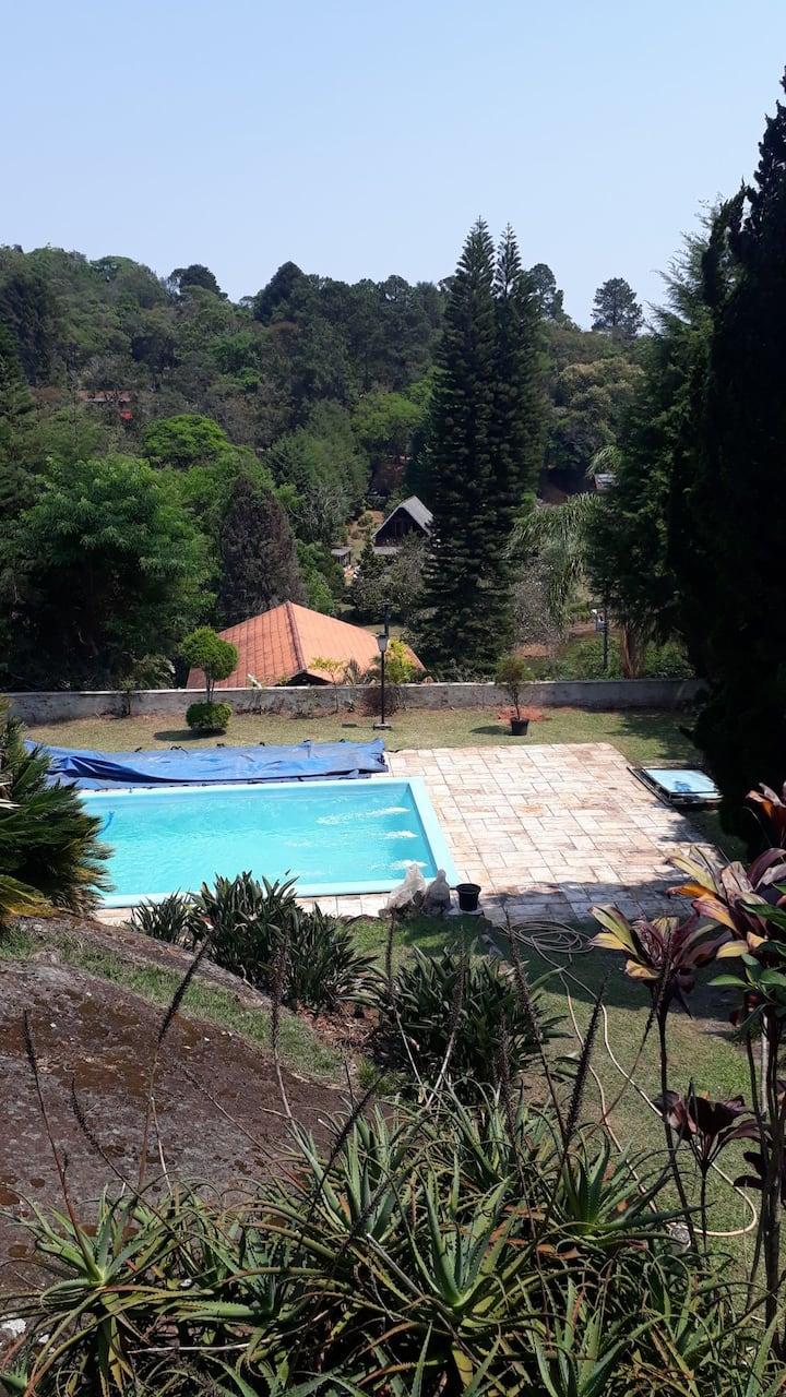 Chale Atibaia Clube da Montanha