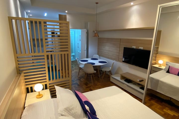 Newly Remodeled Beautiful Studio in Copacabana