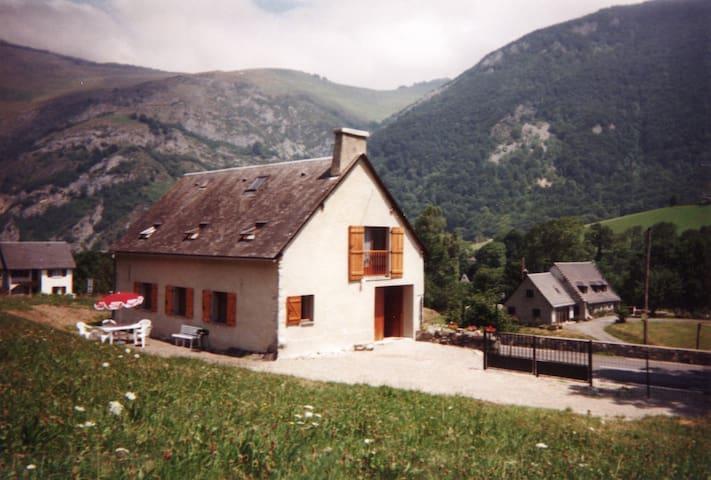 Au pied du Tourmalet - Campan - Huis