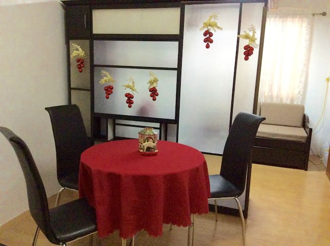 Furnished Condo near Mall - Quezon City - Lyxvåning