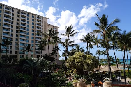 Hawaii Christmas! KoOlina Beach Club Studio - Kapolei - Timeshare