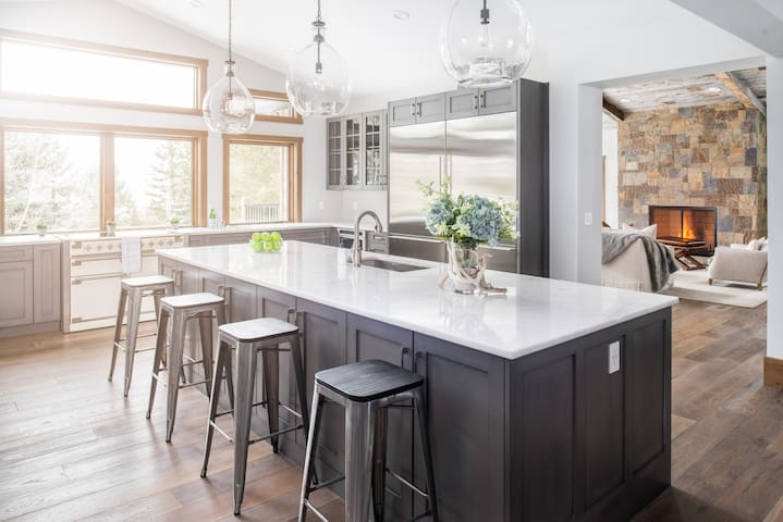 Renovated Curtis Drive Home with Hot-Tub