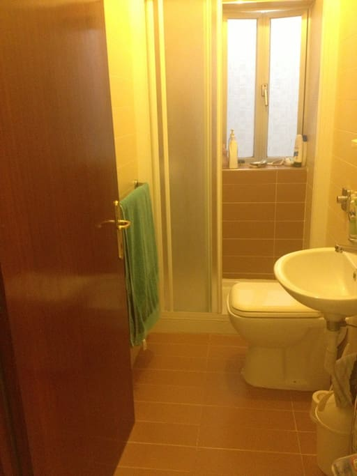 Shower - Recently refurbished