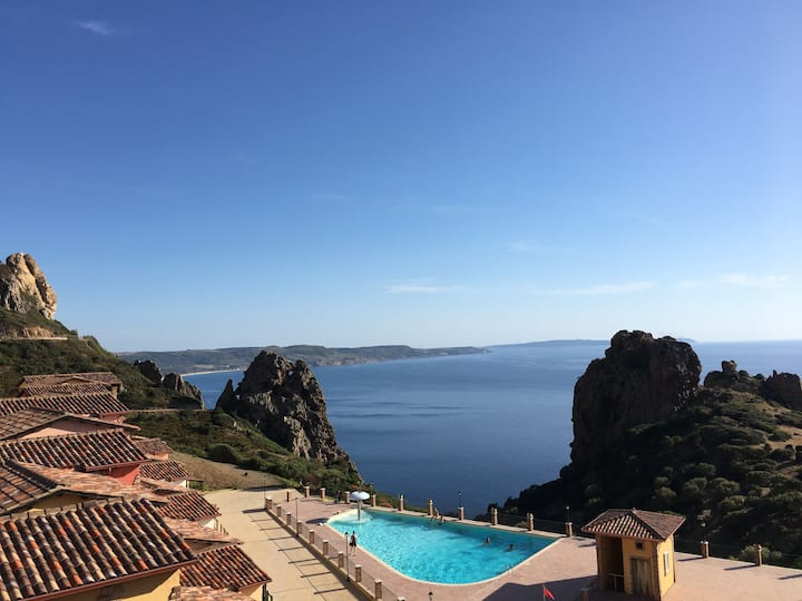 La Stella Marina Tanca Piras holiday house