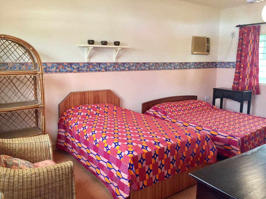 The Comfort Zone Self contained bungalow in Accra