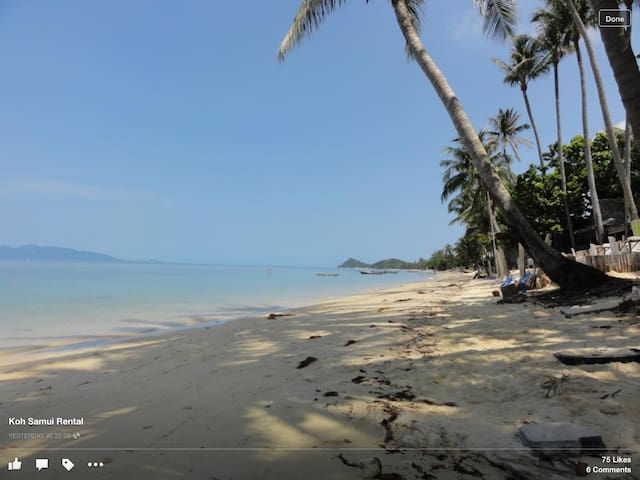 Beach @ Choengmon Koh Samui No 9 - Ko Samui - House