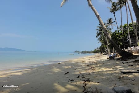 Beach @ Choengmon Koh Samui No 9 - Ko Samui