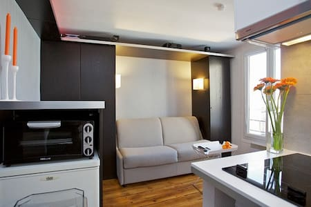 Small Apartment is heart of Paris