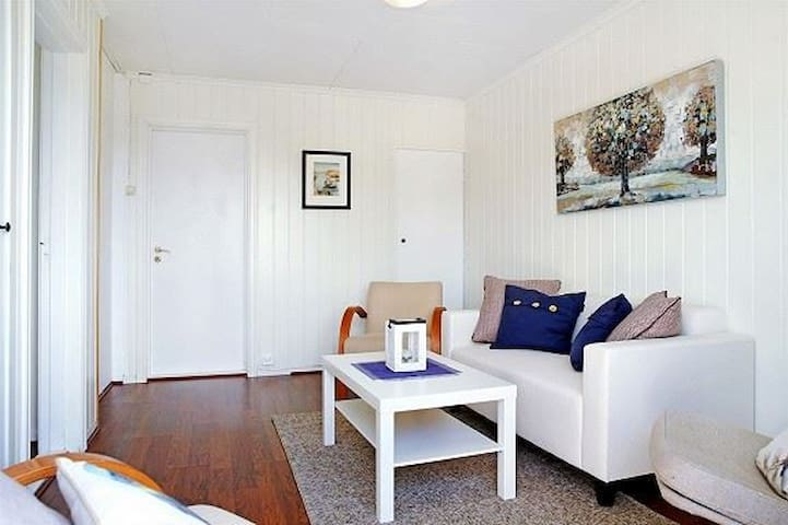 Private room with parking - Sarpsborg - Stadswoning