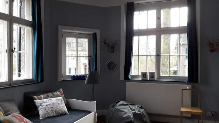 2 bedrooms in Villa near Düsseldorf fair