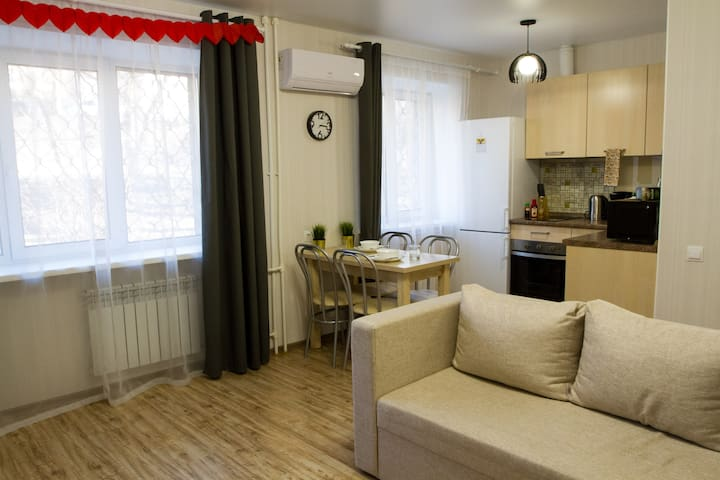 Cosy 1br apartment up to 4 people