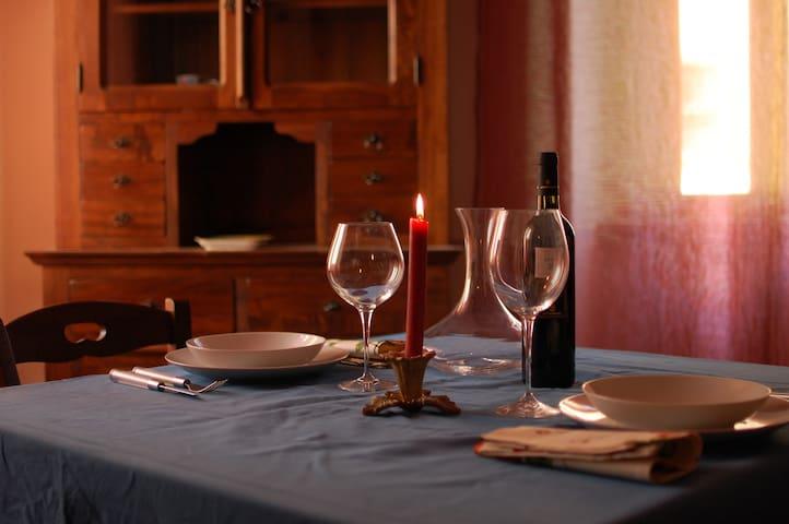 Romantico & Accogliente - Belmonte In Sabina - Apartemen