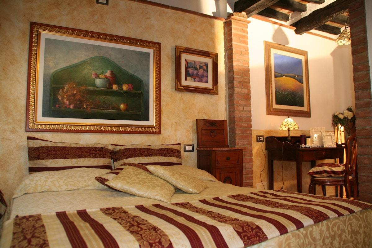 Apartments on the coast of Todi