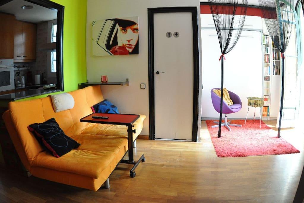 Apartment Near Sagrada Familia Apartments For Rent In Barcelona Catalonia Spain