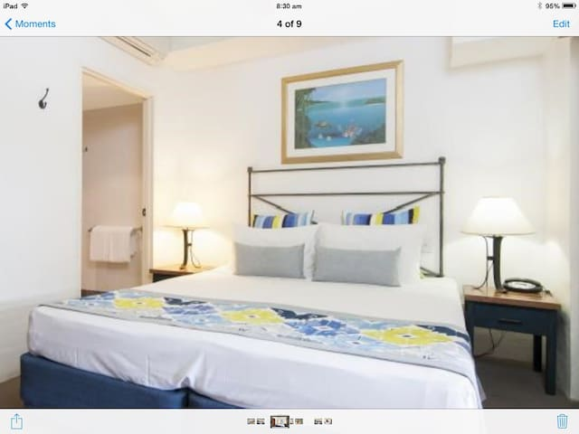 Port Douglas The Reef Club Unit 37 Priv holidaylet - Port Douglas - Lägenhet