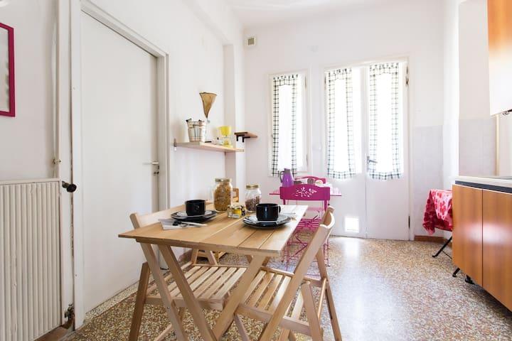 Home B&B Allioli - room shared bath - Lido - Bed & Breakfast