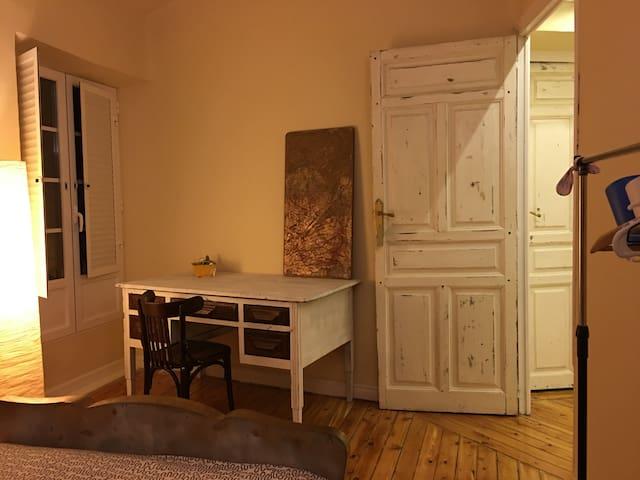 Habitación con encanto en el centro de León - León - Huoneisto
