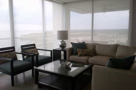 Luxury beach apartment in Panama - Lakás