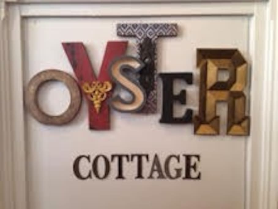 Welcome to Oyster Cottage