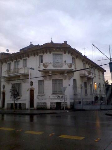 Habitación privada  - Stgo - Hus