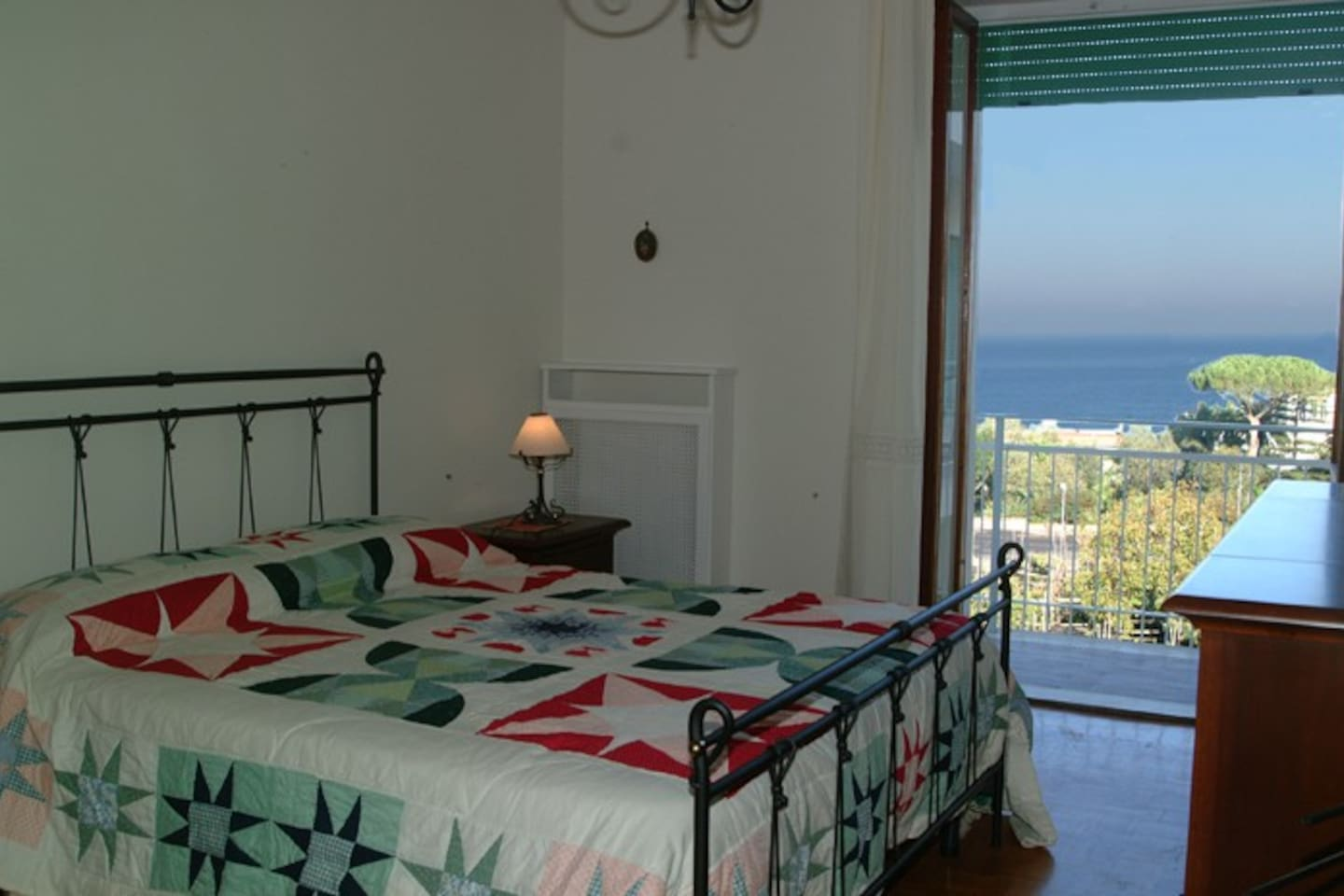 Double-room with a splendid sea-view