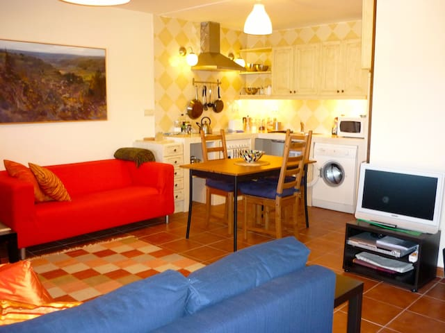 Charming village house in Alcarria