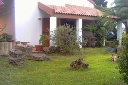 splendida Villa Bifamiliare immersa nel verde - Giba