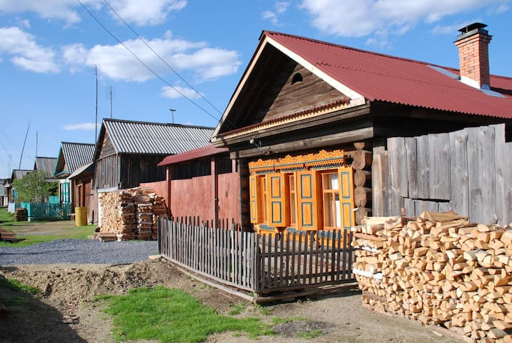 Discover Russia - stay in Byngi. - Byn´gi - Inap sarapan