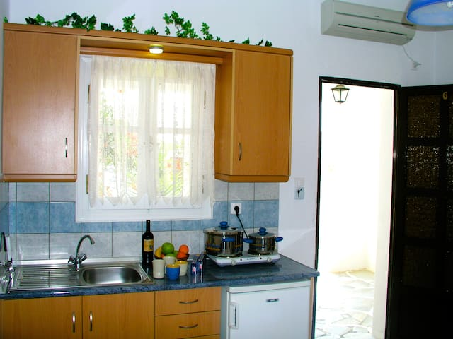 Apartment for 4 pax (two bedrooms) - Ios - Bed & Breakfast