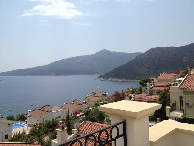 Villa Galina Turkey Kalkan - Kalkan - House