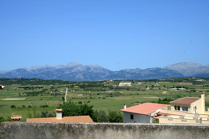 Preciosas vista y acogedor - Santa Margalida - Pis