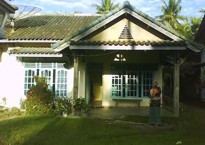 Rumahku Di Desa - Kotabumi - Dom
