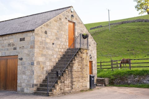 Lovely flat in super rural location