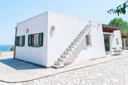 Villa with Wonderful Sea View ! ! ! - Tricase Porto