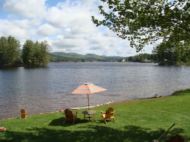 LAKEFRONT VACATION RENTAL WELLS NY - Wells - Huis