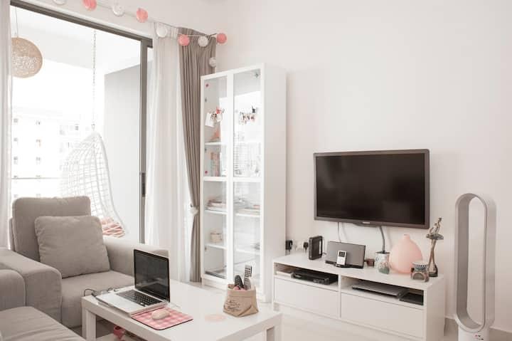 Cozy Room @Central Area
