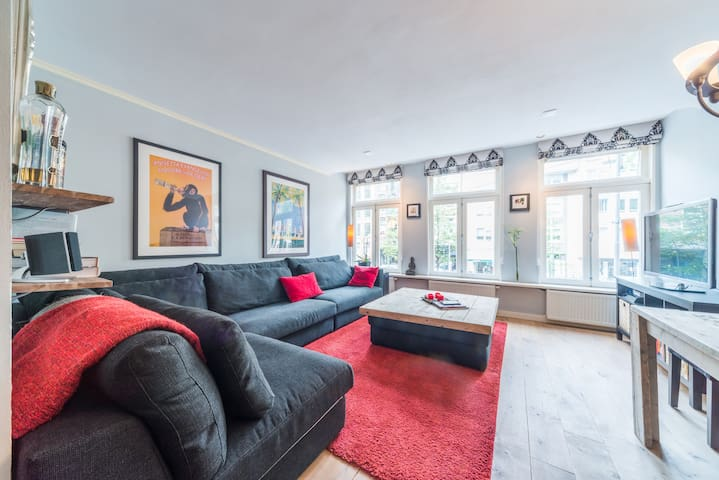 Center of Jordaan / 9 Streets - Amsterdam - Apartment
