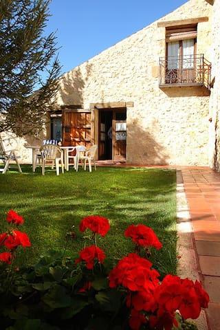 Casa rural a 8 min. de Segovia - Bernuy de Porreros - Rumah