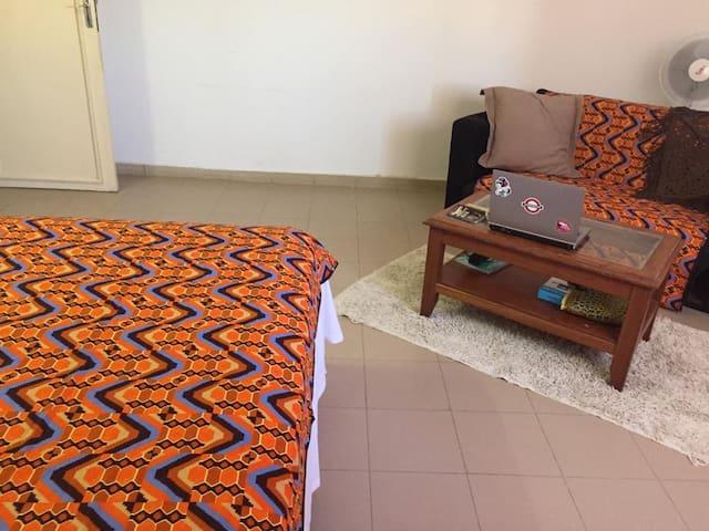 Jolie Chambre privée à Dakar