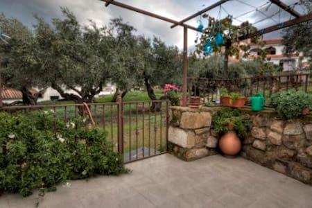 Apartment with terrace and garden - Villar de Plasencia - Byt