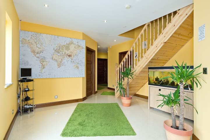 Room 4.Moorepark West House.Fermoy. County Cork