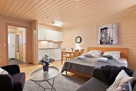 Fossbakk Fjellstue, 1 roms i Målselv Fjellandsby