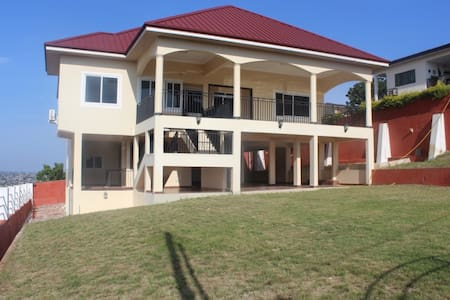 New and Beautiful Villa in McCarthy Hill - Accra - Casa
