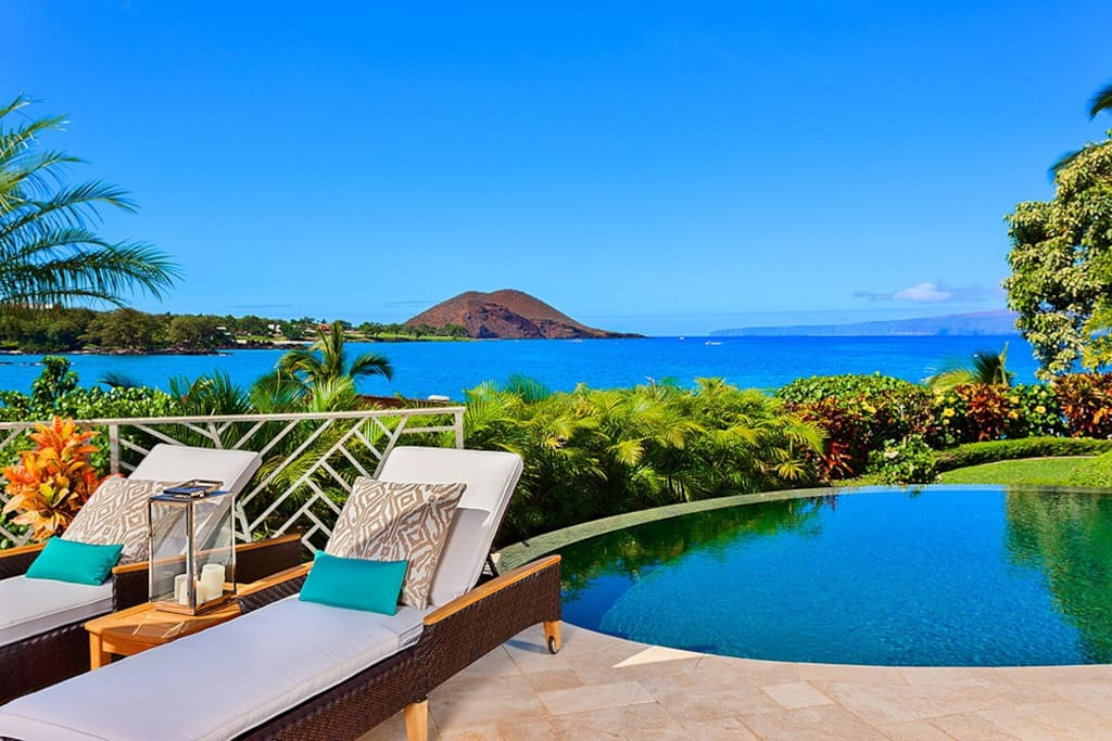 Your View From Coral Gardens Makena