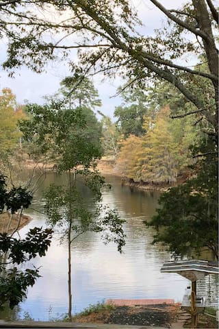 Lakeside Cabin • Toledo Bend • 20 acres • 1,900SF
