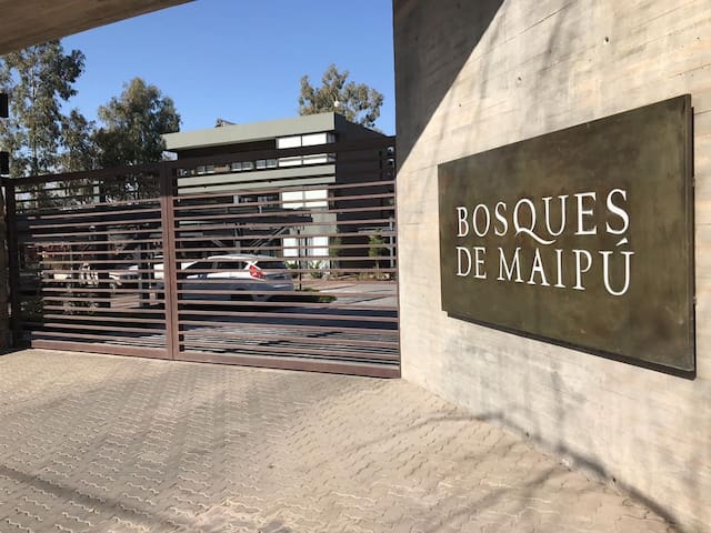 Departamento en Maipu