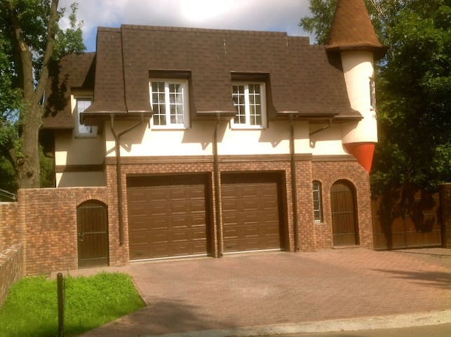 Крокус Экспо жилье в 10мин на авто - Nemchinovka - House