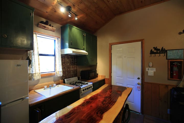 Grey Squirrel Suite Cabin with Hot tub and Pool!!